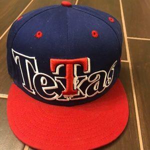 Texas MLB hat